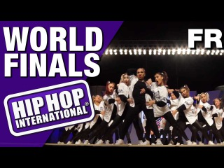 (UC) The Royal Family - New Zealand (Silver Medalist MegaCrew Division) @ HHI's 2015 World Finals