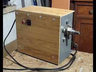 Токарный станок из стиральной машины автомат. Передняя бабка. Как сделать переднюю бабку токарного станка по дереву из мотора от стиральной машины. и регулятора оборотов с поддержанием мощности.