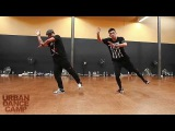 I See Fire - Ed Sheeran  Anthony Lee ft Vinh Nguyen Choreography Kinjaz Crew  URBAN DANCE CAMP