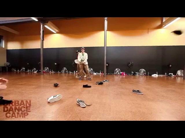 Catgroove - Parov Stelar Hilty Bosch Showcase Locking Popping URBAN DANCE CAMP