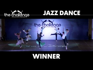 Winner Jazz Small Group Adult | Kay-Key Dance Company | The Challenge Dance Championship 2015