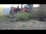 Самый смешной прикол на тракторе. Угарное видео. Н