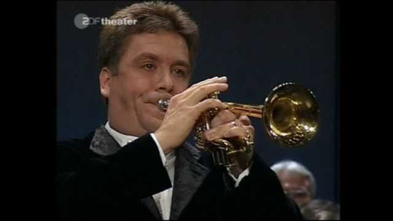 Håkan Hardenberger J. Haydn Trompetenkonzert Yehudi Menuhin (1998)