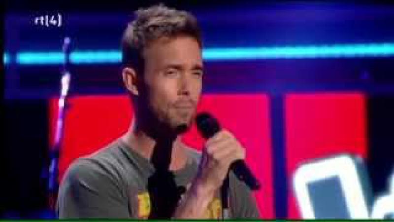 парень нереально круто поет самый красивый голос в мире Charly Luske It's A Man's World