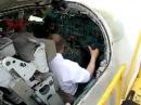 Настоящий инструктор самолета Ту 22 м3