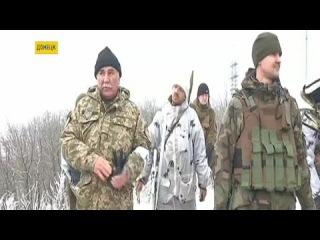 Ротация «киборгов» под наблюдением боевиков