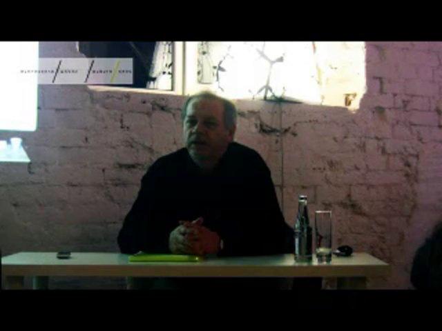 Подорога Валерий - Насилие в современном кинематографе (2011, МШНК)