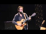 Iron &amp Wine Solo ( &amp Jesca Hoop) live in concert (audience filmed) Kammerspiele M