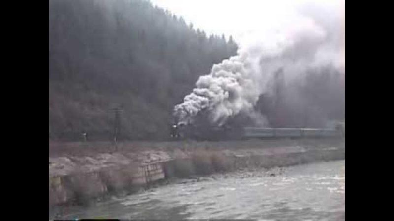 ウクライナ LV Er重連 蒸気機関車撮影ツアー (1995年5月) Steam locomotive of Ukraine