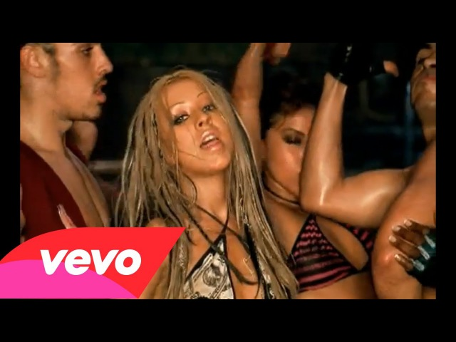 Christina Aguilera ft Redman Dirrty 2002