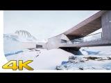 4K Unreal Engine 4 - ! STUNNING GRAPHICS ! - Winter Chalet - MRGV  UHD Ultra HD 2160p