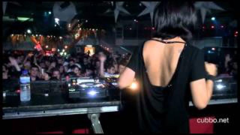Fernanda Martins @ Cubbo Night Reverse - Riviera (Madrid) VIDEOSET