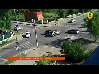Обзор дорожных происшествий от 24 августа