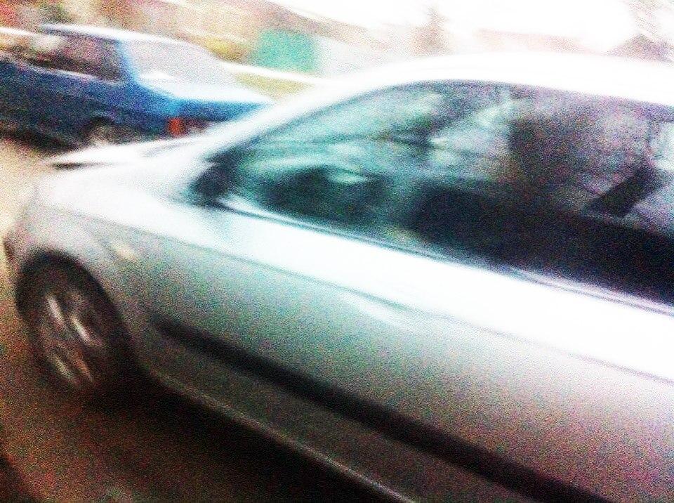 В Таганроге на улице Дзержинского столкнулись сразу три автомобиля