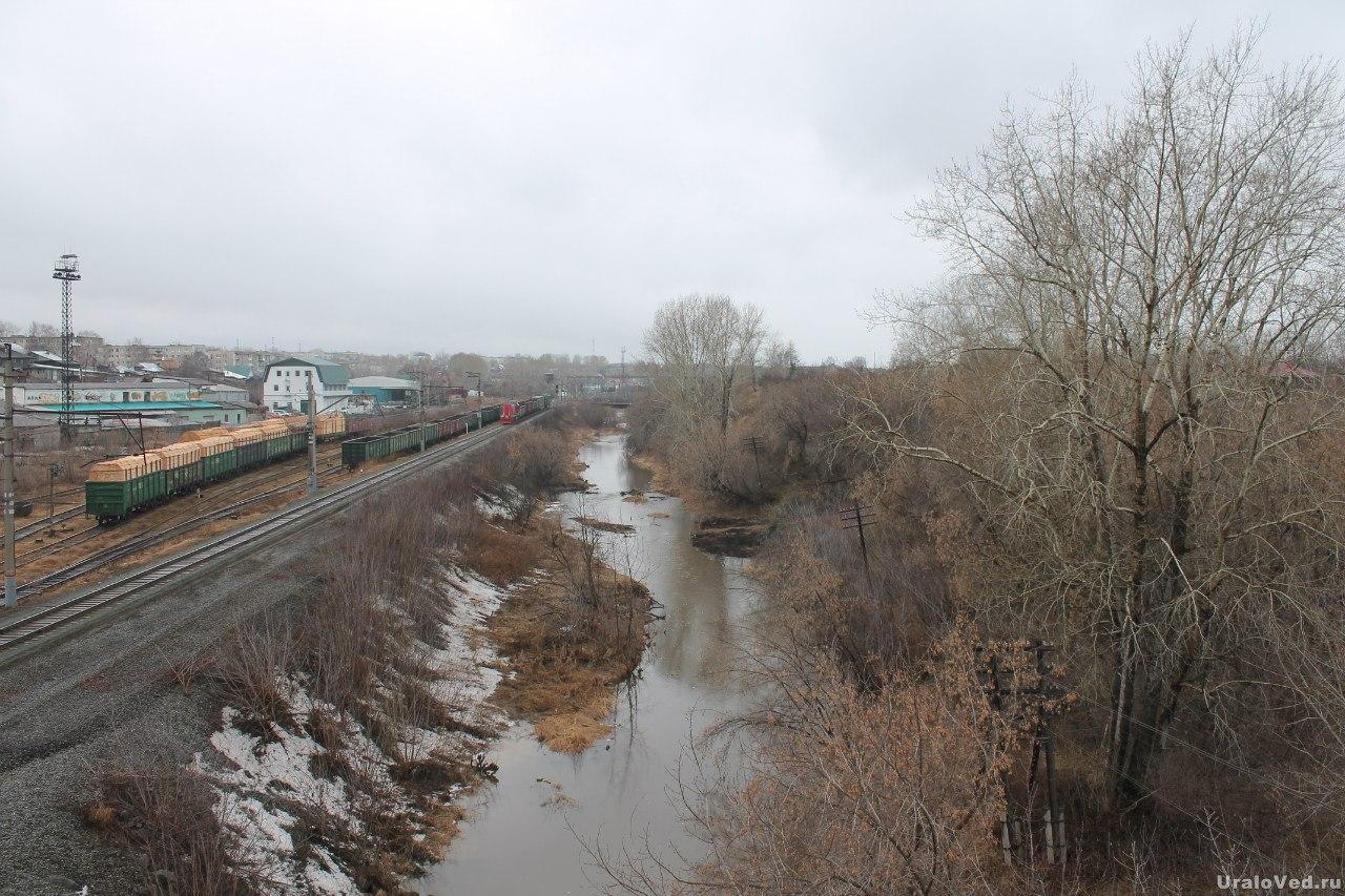 Речка Алапаиха