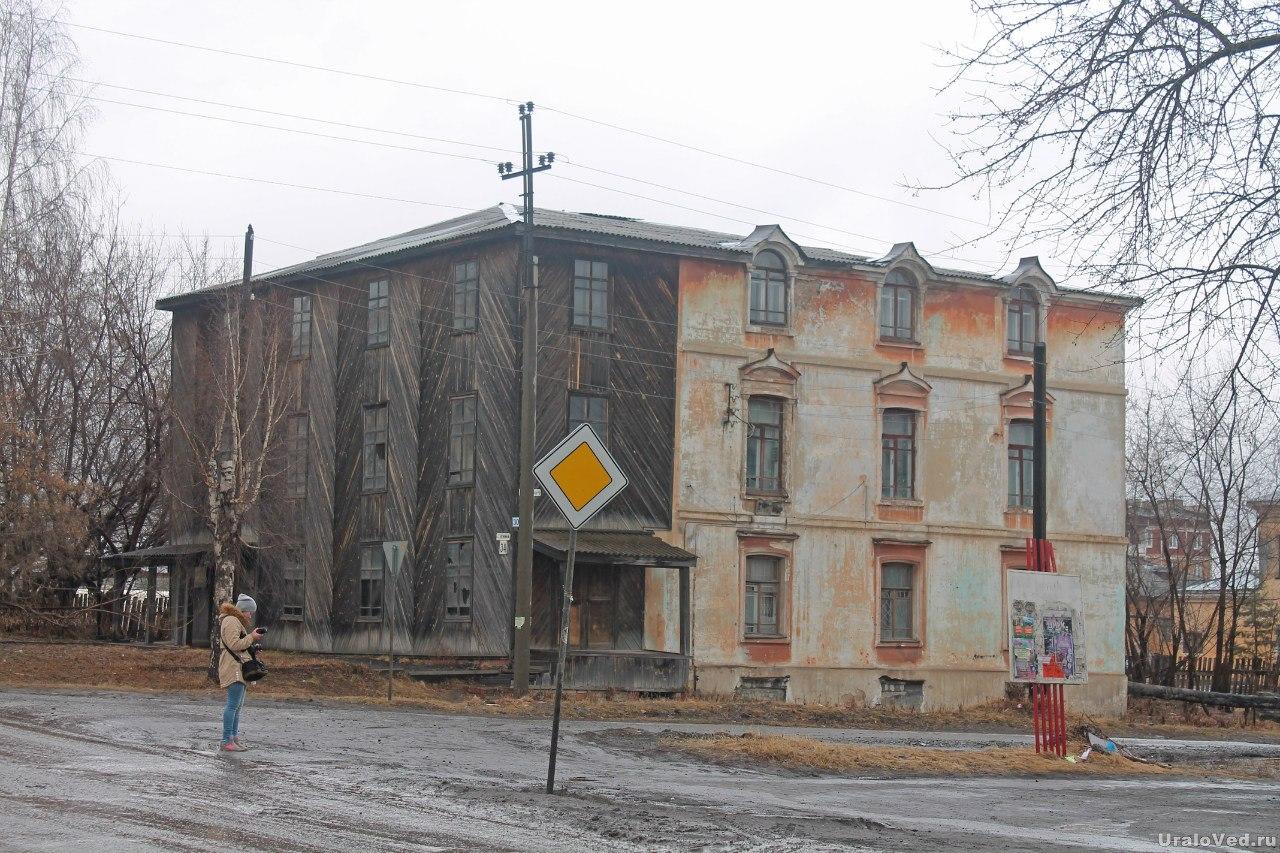 Дом Сафонова