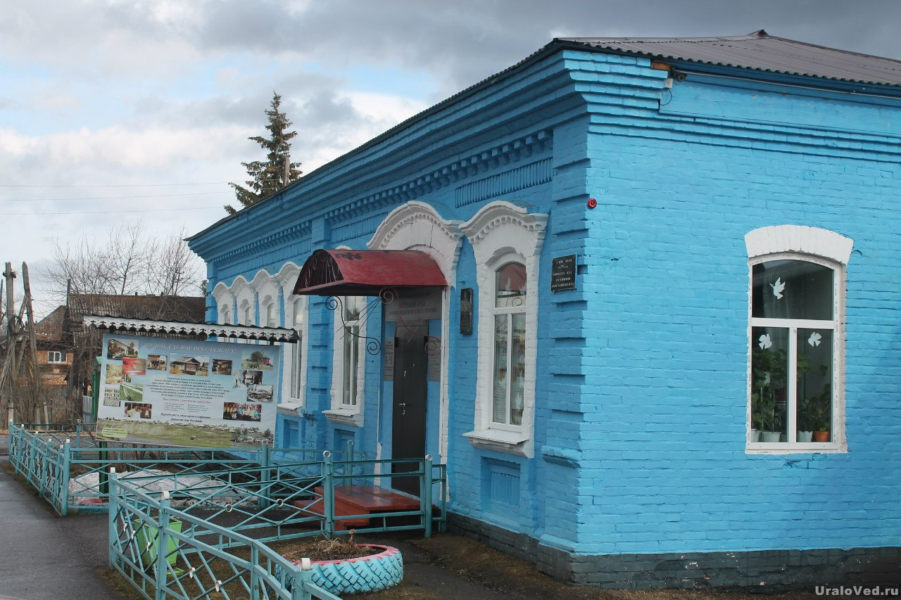 Коптеловский музей