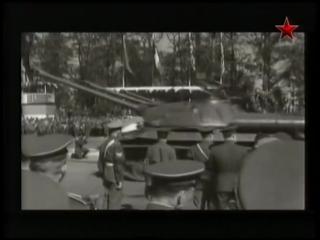 Тяжелые танки ИС-3 и Т-10