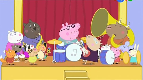 Peppa Pig Em Português Brasil Nova Temporada Vários Episódios Completo  Dublado Novo