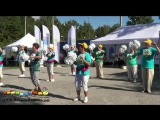 финал марафона Долголетия по скандинавской ходьбе. Выборг