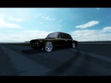 DRIFT В SLRR НА ВАЗ 2106 (НА NISSAN RB26DET C TWIN TURBO)