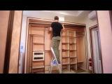 Как без проблем и 100% уверенностью сделать шкаф купе своими руками.