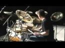 Gavin Harrison The best Drummer at PASIC 2008 Slippin' Away
