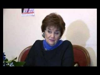Bir Gun-Tamara Sinyavskaya (Интервью Тамары Синявской для азербайджанского телевидения)