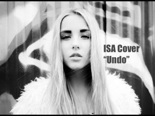 ISA - Undo - Sanna Nielsen - Cover