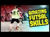 Amazing Futsal & Football Freestyle Skills ★ Neymar/Ronaldo Skills