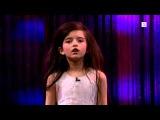 Семилетняя девочка взяла и спела песню Фрэнка Синатры.mp4