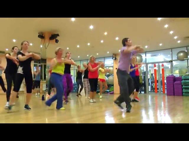 Открытый урок Самопляс Варенька фитнес клуб Магнето русский народный танец