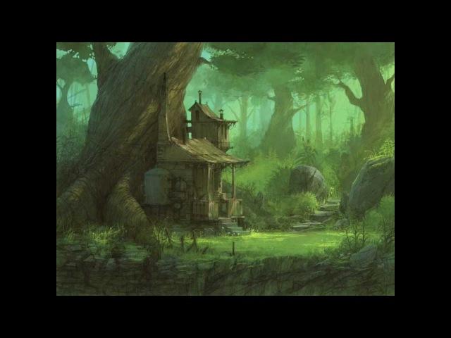 IPad drawing Jungle by Nikko