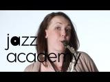 Part 1 Erica von Kleist Demonstrates Harmonics and Subtones