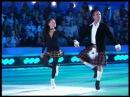 Чулпан Хаматова и Роман Костомаров Ирландский танец