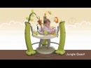 ExerSaucer® Jump Learn™ Jungle Quest Stationary Jumper