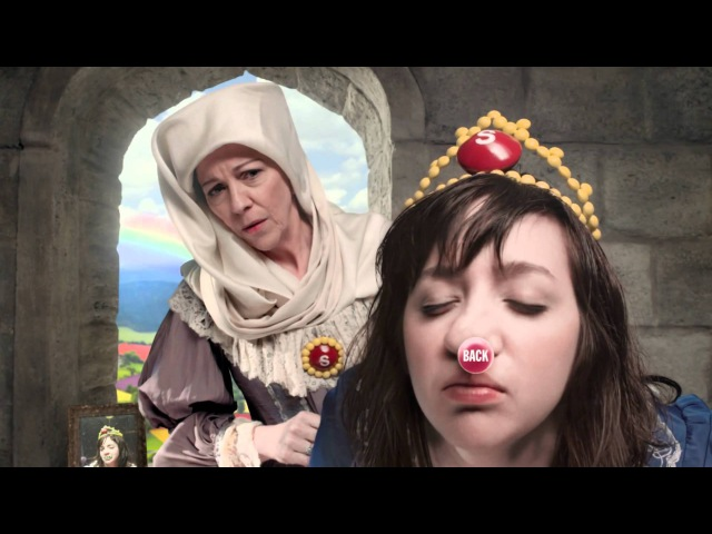 Skittles Touch: Princess (ПРИЛОЖИ ПАЛЕЦ К СКИТЛЗ)