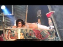 Mötley Crue - Tommy Lee Ends The Concert  - Sauna Open Air Tampere, Finland *HD Quality*
