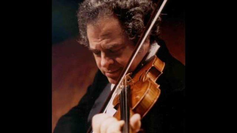 G. B. Viotti Violin Concerto No. 22 I.Moderato - Itzhak Perlman