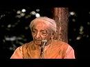 Джидду Кришнамурти Действие вне прошлого и будущего