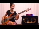 Sir Duke Stevie Wonder Bass Guitar Cover by Alana Alberg