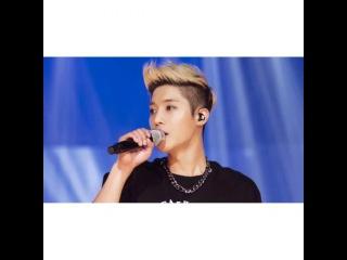 chikiyumi on Instagram:  HJ VOICE  D-542() #khj #kimhyunjoong # # # #neverleaveKHJ #Waiting4KHJ  fr. KHJ official mobile site