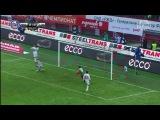 Локомотив - Спартак (Москва), Касаев, Гол, 1-0