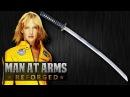 Hattori Hanzō Katana Kill Bill MAN AT ARMS REFORGED