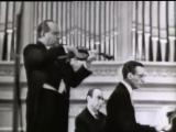 Шуберт - Соната для скрипки и фортепиано ля мажор, D 574 II. Scherzo Presto