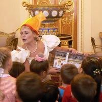 Театрализованные рассказы в  Русском музее от 5