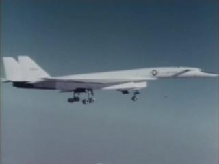 Полет сквозь время / DC Wings - Flying Through Time (2004)   14. XB-70 «Валькирия» / Valkyrie