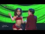 девочка и мальчик классно танцуют)))