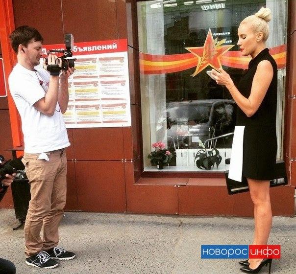 Елена Летучая - ведущая программы Ревизорро в