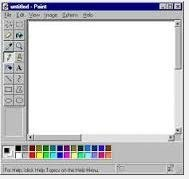 Қарапайым графикалық редакторы. Суретті ашу, сақтау. Графикалық редактордың сурет салу кезеңдері